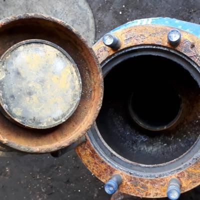 Внутренние уплотнительные поверхности клапана Zetkama
